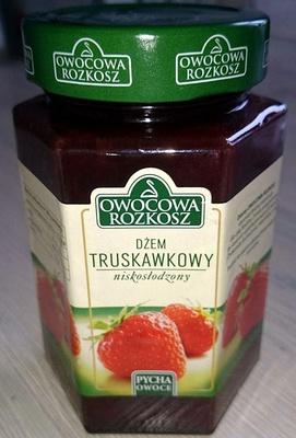 Dżem truskawkowy niskosłodzony - Product - pl
