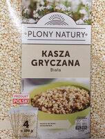 Kasza gryczana biała - Produit - pl