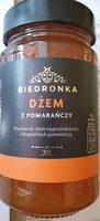 Dżem z pomarańczy - Product - pl