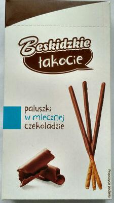 Paluszki w mlecznej czekoladzie - Produkt - pl