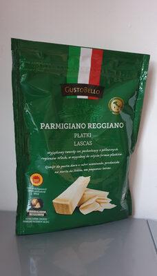 Ser parmigiano reggiano twardy, płatki - Product - pl