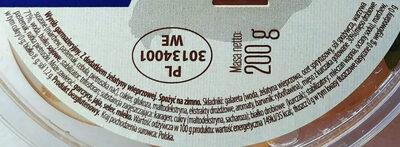 Galaretka z kurczaka - Wartości odżywcze - pl