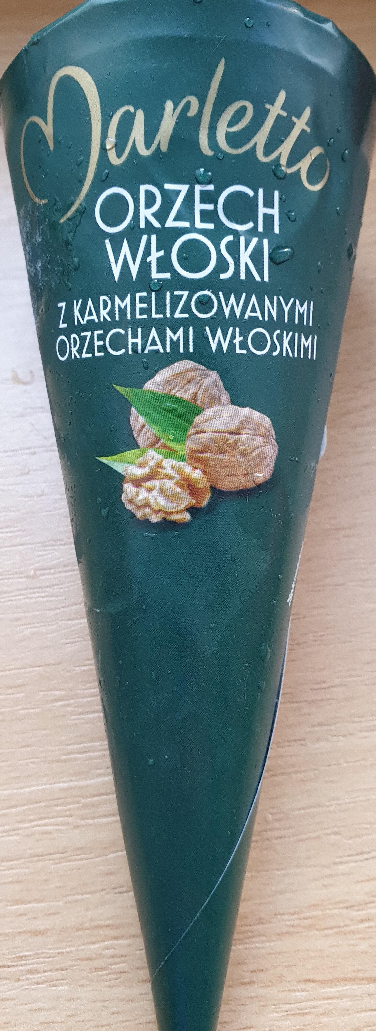 rożek o smaku orzecha włoskiego - Produit - pl