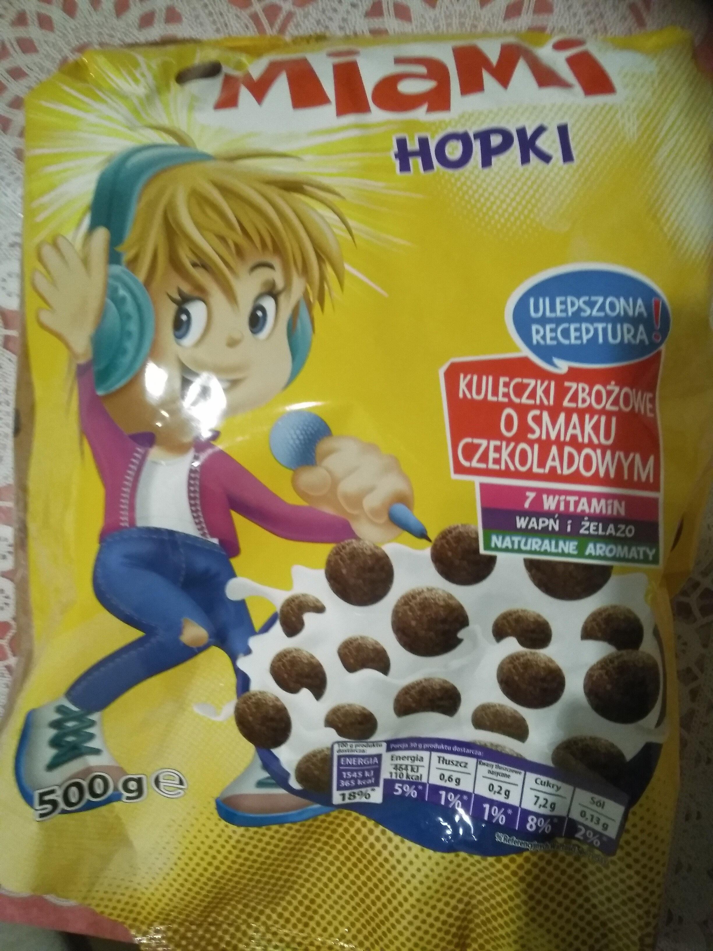 Miami Hopki - Produit - pl