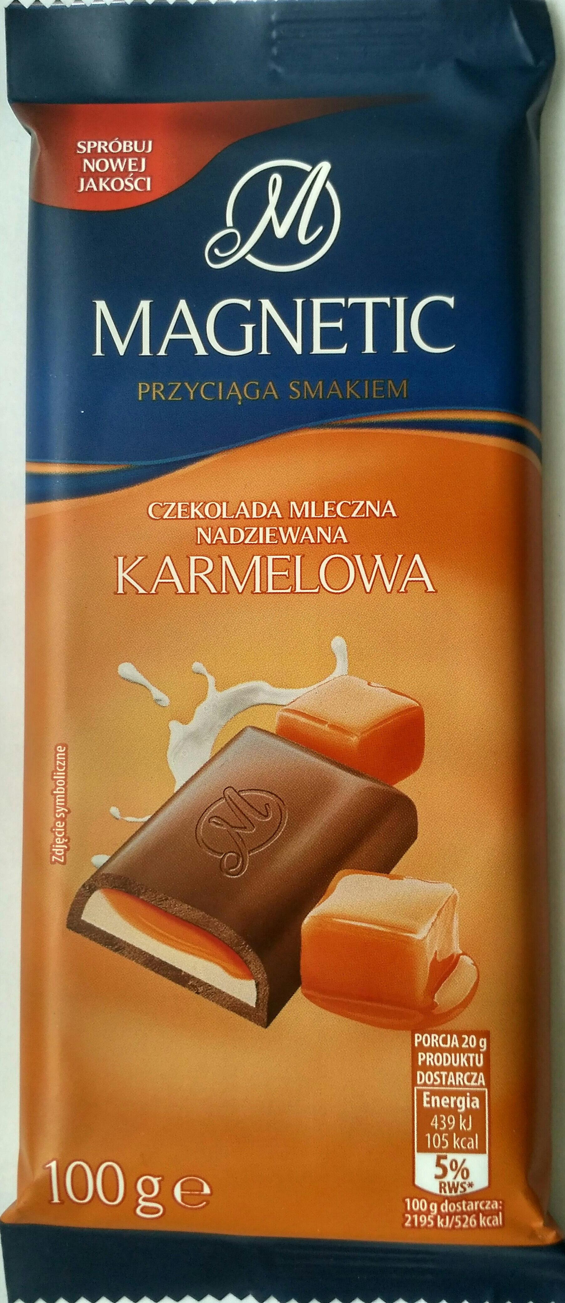 Czekolada mleczna - Product - pl