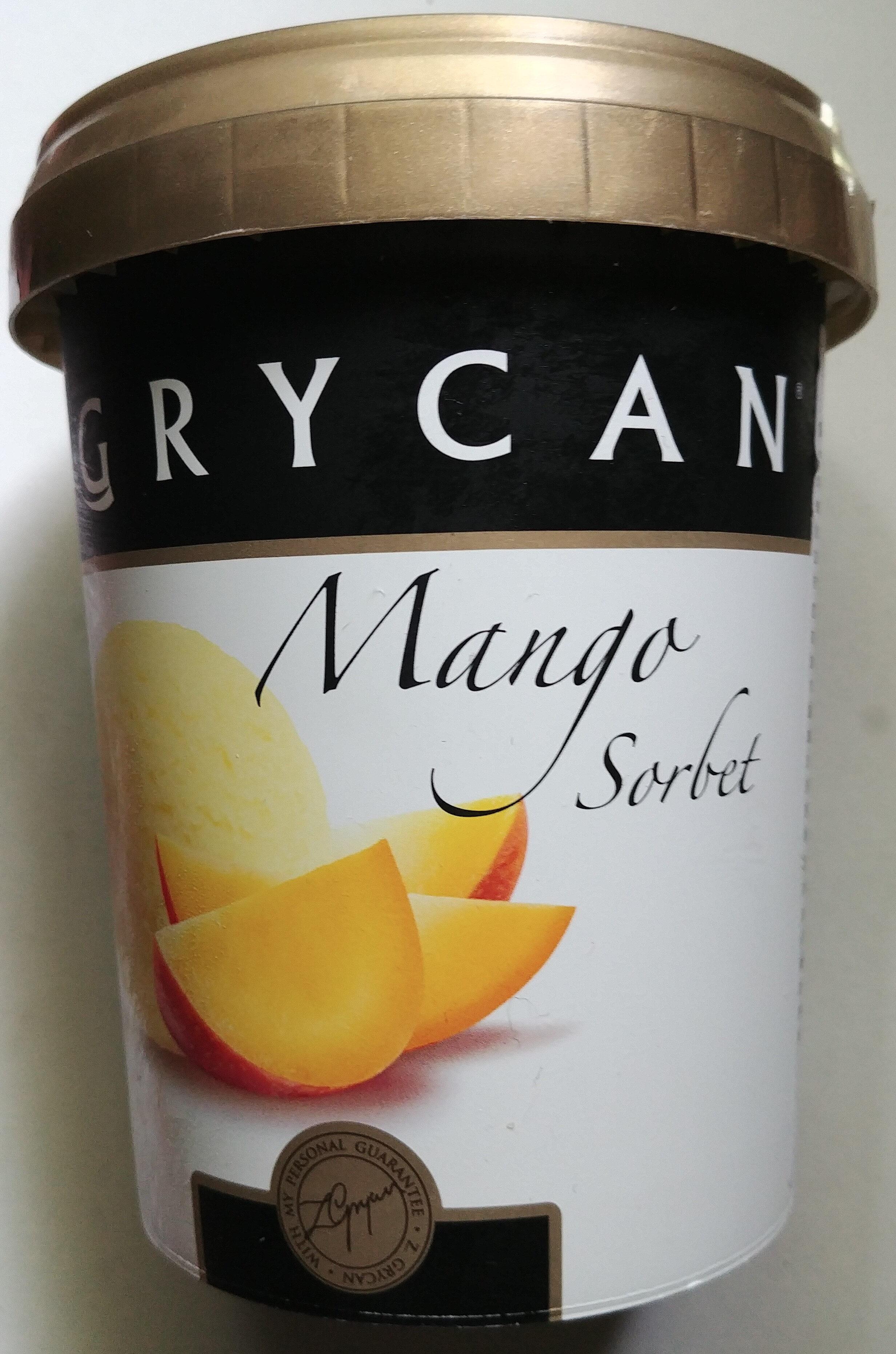 Mango Sorbet - Product - en