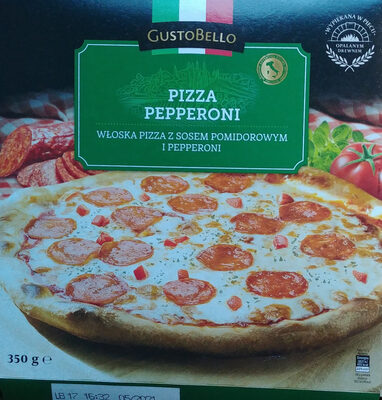 Pizza pepperoni - Produkt - pl