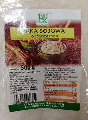 Mąka sojowa odtłuszczona - Produkt