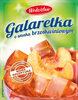 Galaretka o smaku brzoskwiniowym - Product