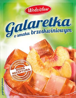 Galaretka o smaku brzoskwiniowym - Product - pl