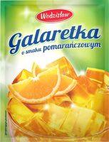 Galaretka o smaku pomarańczowym - Product - pl