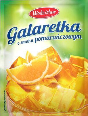 Galaretka o smaku pomarańczowym - Product