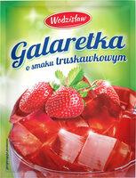 Galaretka o smaku truskawkowym - Product - pl