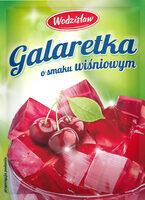 Galaretka o smmaku wiśniowym - Product - pl