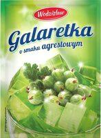 Galaretka o smaku agrestowym - Product - pl