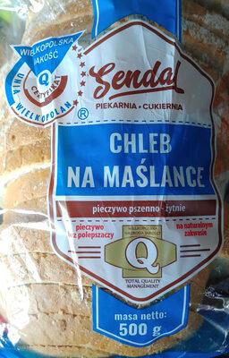 Chleb na maślance - Produkt - pl