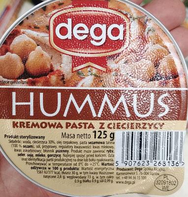 Hummus - Produkt - pl