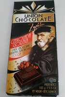 Union Chocolate Gorzka - Produkt - pl