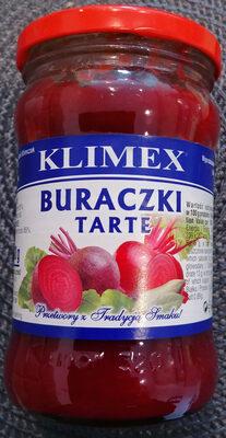 Buraczki tarte - Produkt
