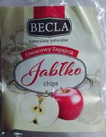 Jabłko czips suszone - Product