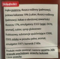 krucke ciasteczka - Składniki - pl