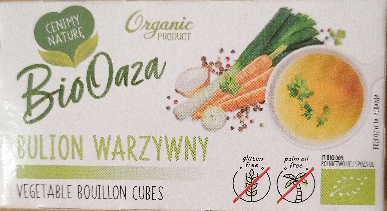 Bulion warzywny - Produkt - pl