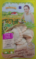 Pierogi z kapustą i grzybami - Product - pl