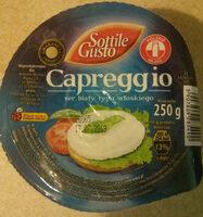 Capreggio - Produkt
