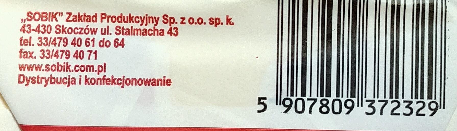 Masło extra - Ingrédients - pl