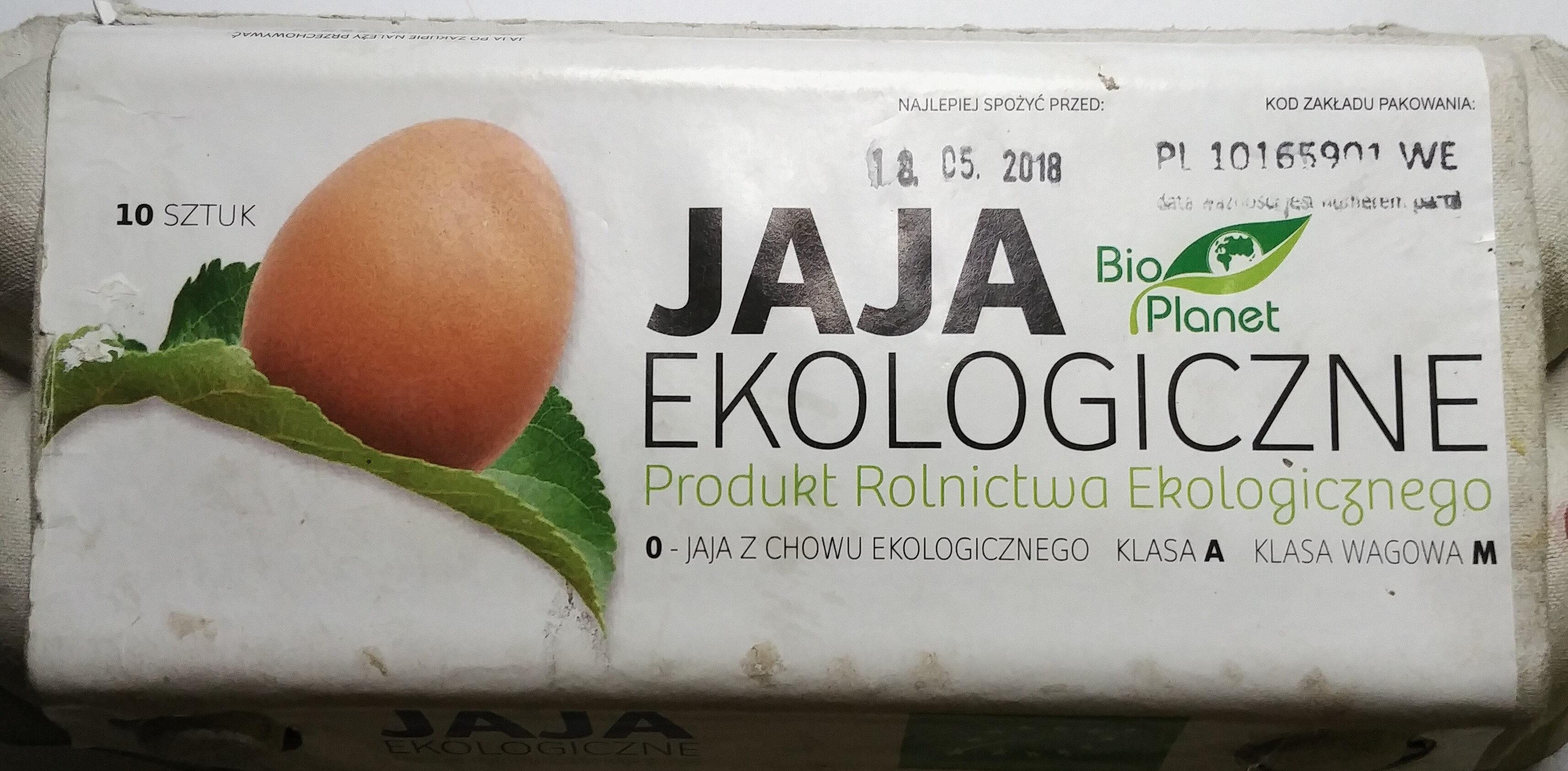 Jaja M - Produkt