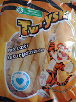 Tygryski pałeczki kukurydziane - Продукт - pl