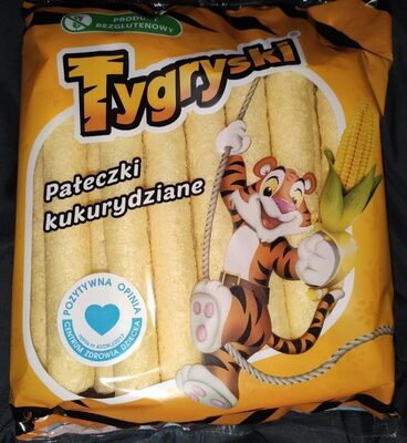 Tygryski Maisstangen - Продукт - pl