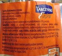 Krakowska sucha z szynki - Ingredients - pl