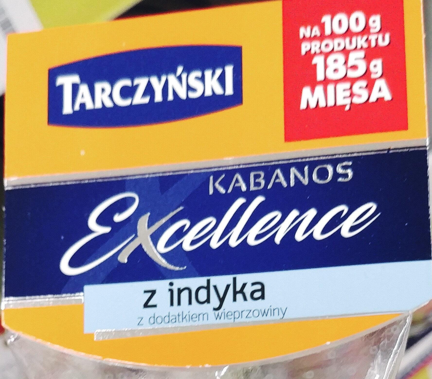 Kabanos excellence z indyka z dodatkiem wieprzowiny - Product - pl