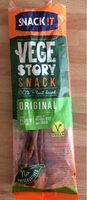 Vegestory Snack Original - Produit - de