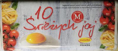 Jajka M - Produkt