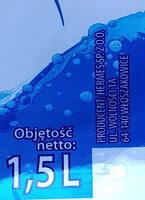 Niegazowana woda źródlana nienasycona CO2 - Wartości odżywcze - pl