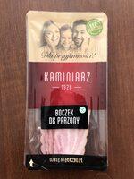 Boczek DK Parzony - Produkt - pl