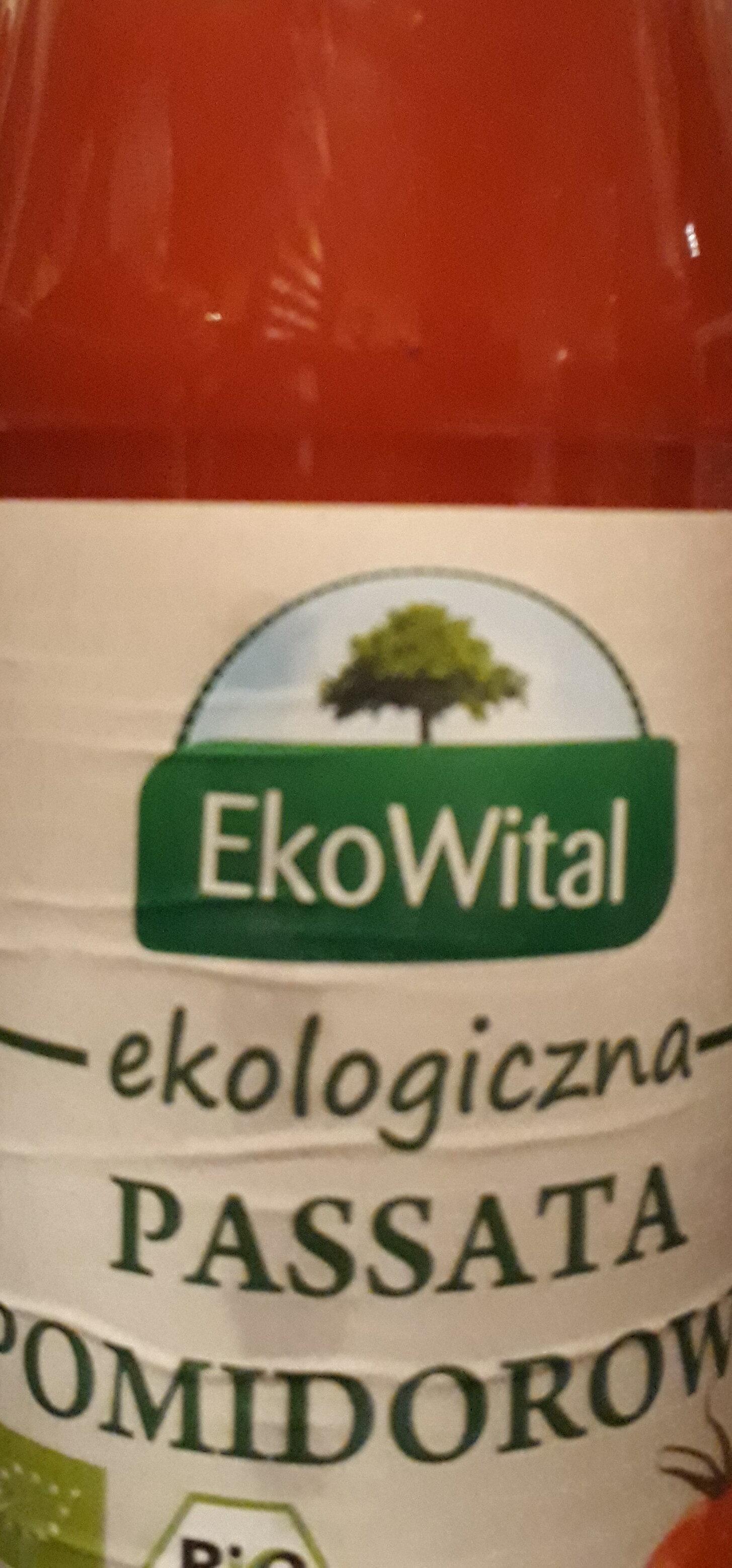Passata pomidorowa - Produkt - pl