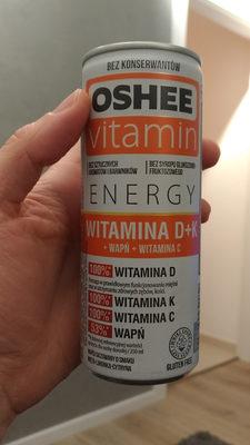 Oshee vitamin - Produkt - en