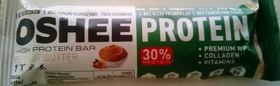 Peanut butter high protein bar - Προϊόν - en