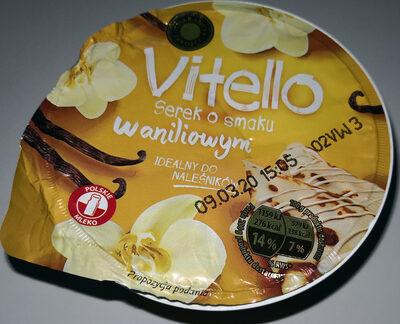 Serek o smaku waniliowym - Produkt - pl