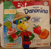 Danonino strawberry aprikot - Product