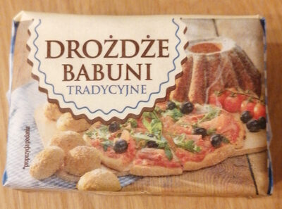 Drożdże Babuni - Produkt - pl