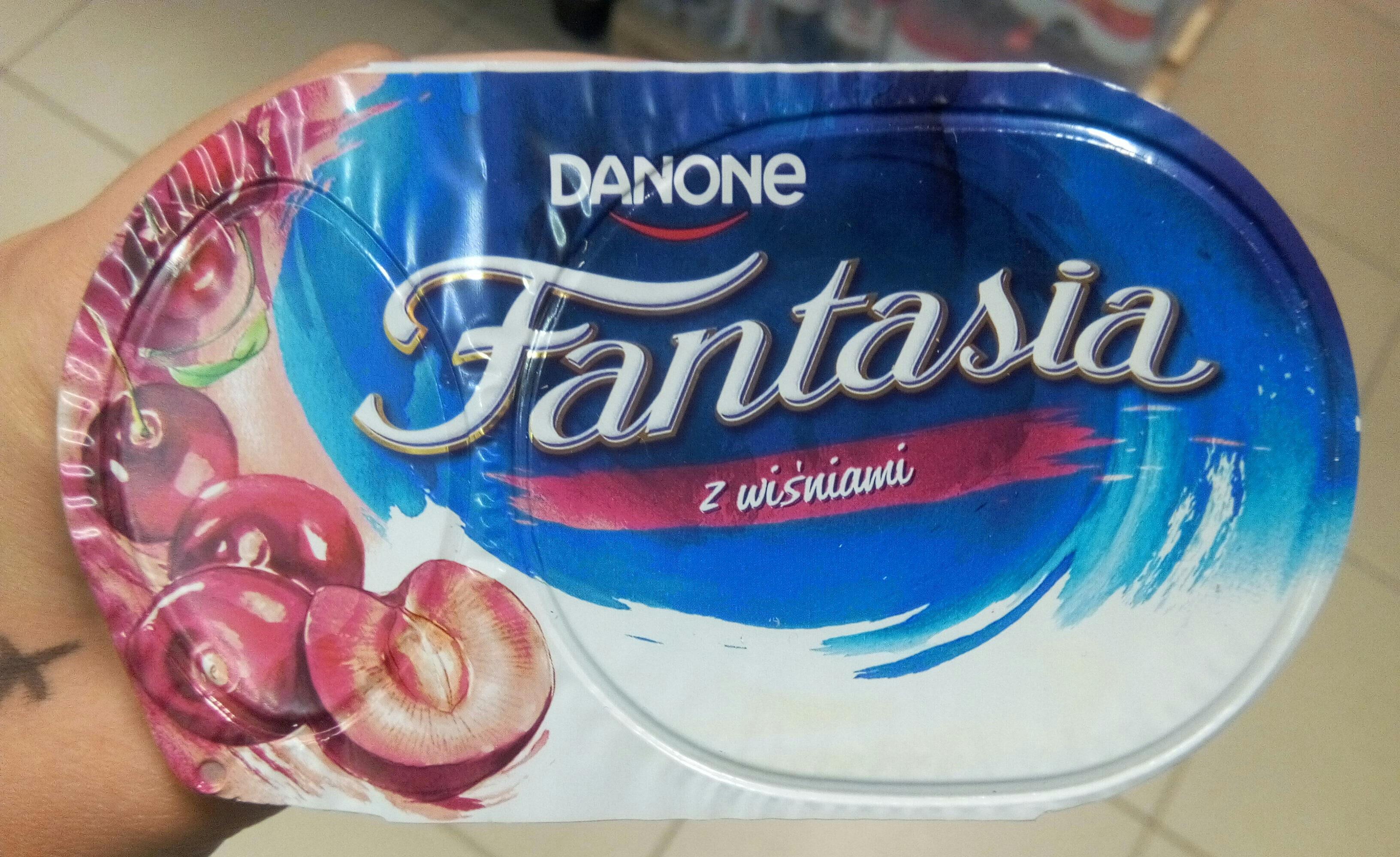 Fantasia Yoghourt Cerise - Product