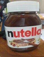 Nutella pate a tartiner noisettes-cacao t630 pot de 630 gr - Produkt - de