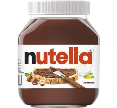 Nutella pate a tartiner noisettes-cacao t630 pot de 630 gr - Produit - fr