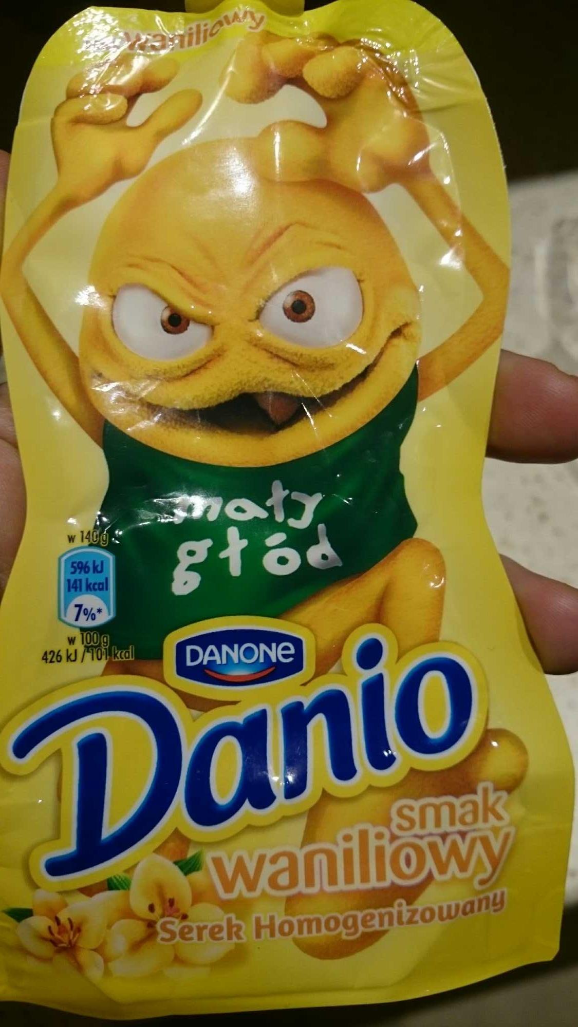 Danio - Produkt
