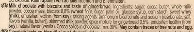 Gingerbread - Ingredients - en