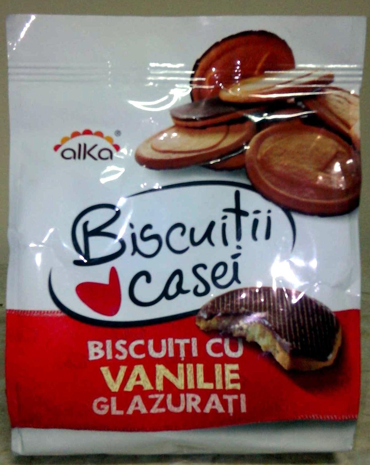 Biscuiții casei - Product